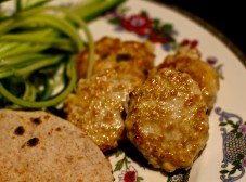 Turkey Kababs