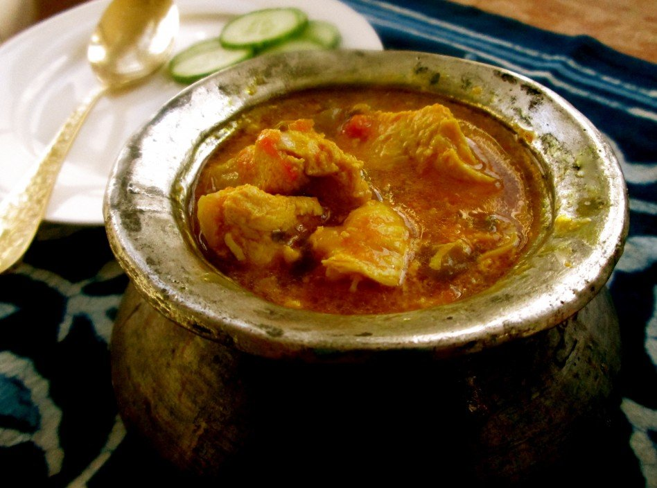ceylon chicken curry best